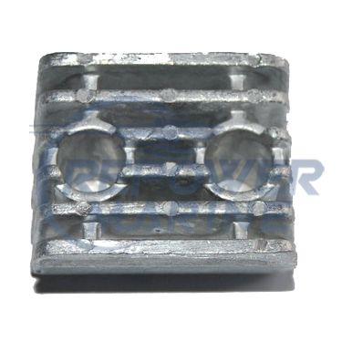 Anode for Volvo Penta DPX-S, DPX-S1, DPX-R, DPX-A, DP-SM, SX-M, Repl: 873395