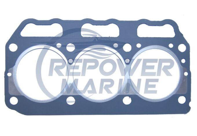 Head Gasket for Yanmar Marine 3GM Series, Replaces 128370-01332