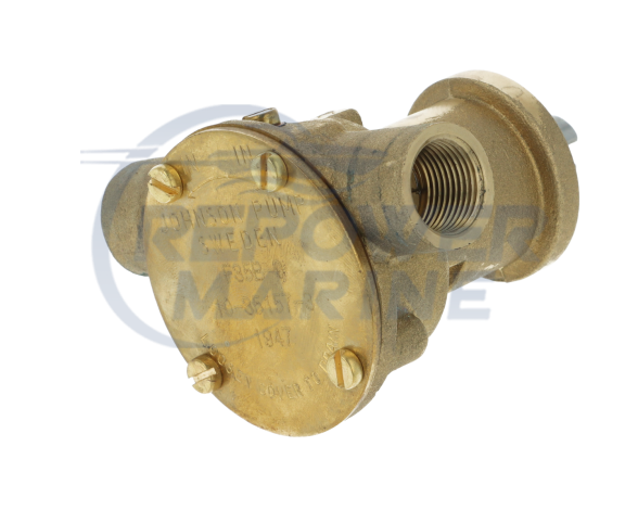 Raw Water Pump for Volvo Penta Diesel, Replaces 858065