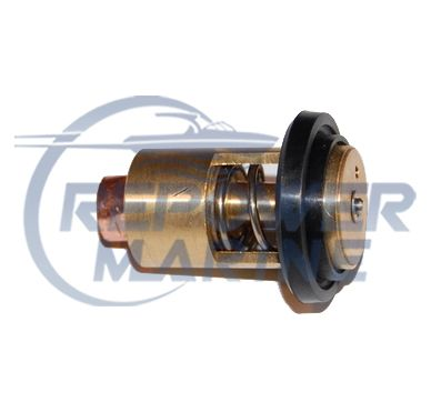 Thermostat for Yanmar 1GM, 2GM, 3GM, 1GM10, 2GM20, 3GM30, Repl: 105582-49200