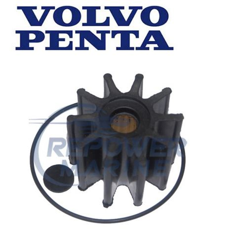 Genuine Volvo Penta Impeller 3588475, D4 Models