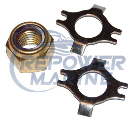 Prop Nut Kit for Mercury, Mariner, Force, Repl: 11-69578Q1