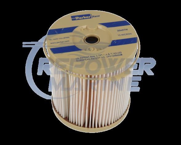 Parker Racor 2040TM Fuel Filter, Volvo Penta 3825027