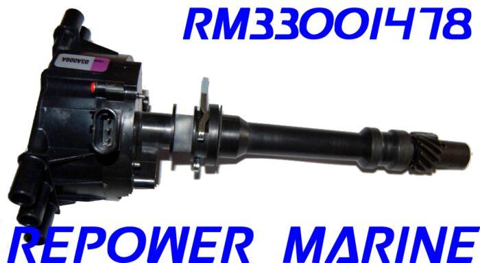 Distributor for 4.3L V6 MPI, GXI, Mercruiser, Volvo Penta, 888751A03