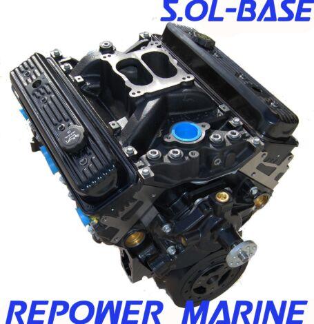 New 5.0L Marine Engine with 4BBL Intake Manifold