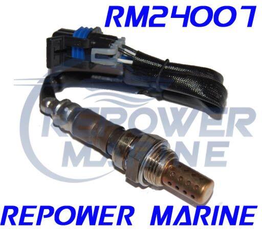 Oxygen Sensor for Indmar, Matercraft, Ilmore, Malabu, Repl: 556162