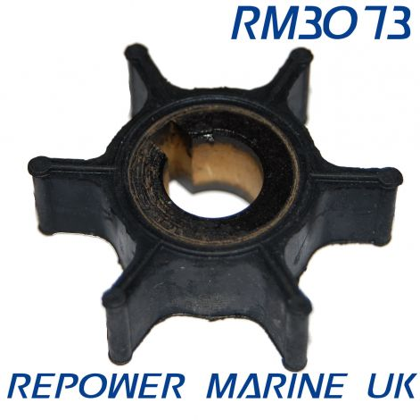 Impeller for Yamaha 4A, 4B, 5C, F4A Outboard Replaces #: 6E0-44352-00-00