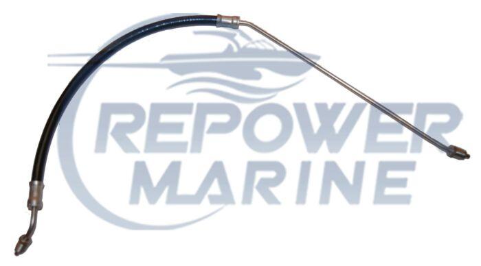 Power Trim Hose for Volvo Penta SX Models & Cobra, Repl: 3853854