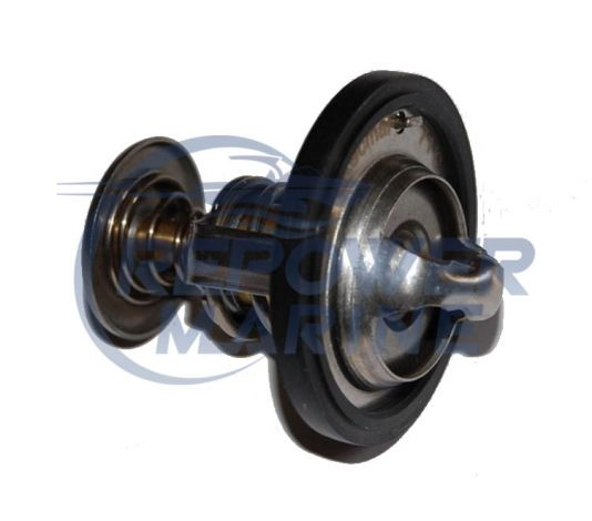 Thermostat for Yanmar 4LH, 4LHA Series, Replaces 121850-49811