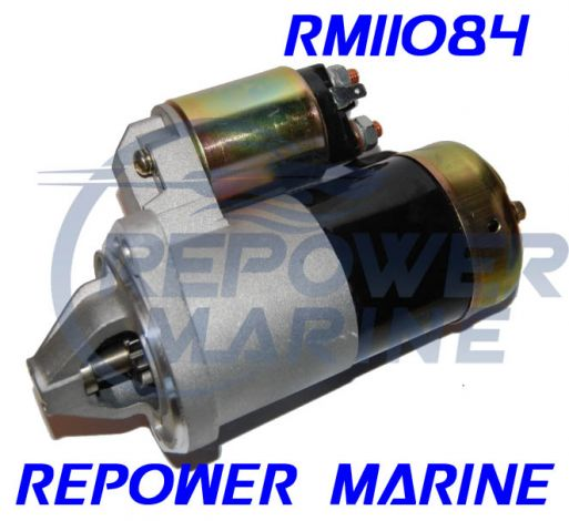 New Marine Starter for Yanmar, Replaces: 104211-77011, YSE8, YSE12