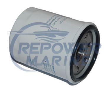 Oil Filter for Mercury Outboard 25 - 115 HP, Replaces 35-822626Q04