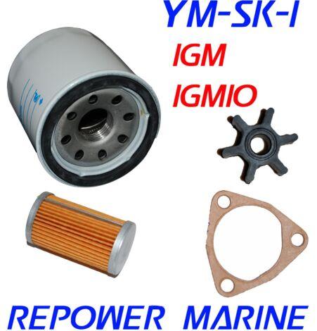 Service Kit for Yanmar Marine 1GM, 1GM10