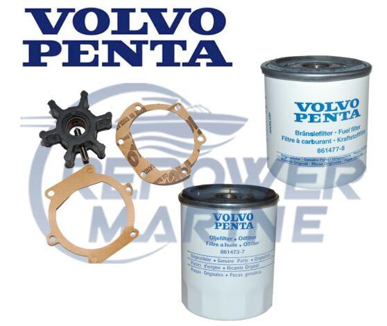 Genuine Volvo Penta Service Kit 21189380, D1-13, D1-20