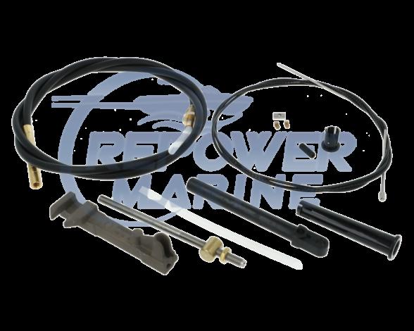 Genuine Quicksilver Shift Cable Kit 865436A02 Mercruiser Alpha,