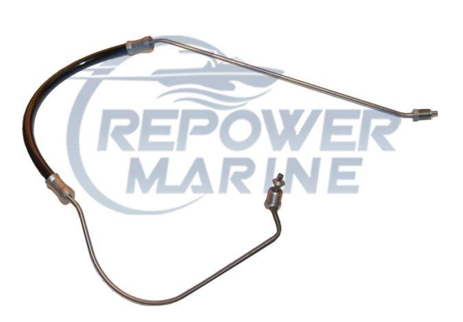 Power Trim Hose for Volvo Penta SX Models & Cobra,  Repl: 3853856