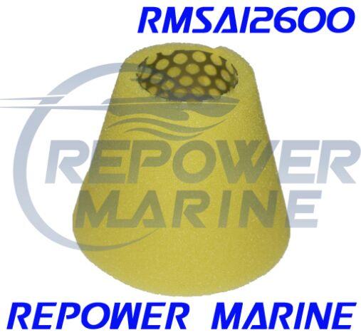 Air Filter for Yanmar Marine 1GM10, Replaces: 128171-12540