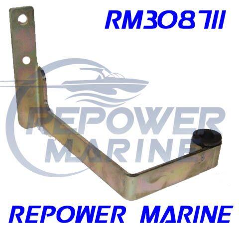 Raw Water Pump Bracket for 4.3L, 5.0L, 5.7L GM Marine Engines