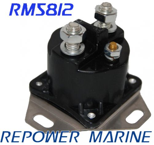 3 Post Solenoid Indmar & OMC Cobra & Outboards, 755001, 985063
