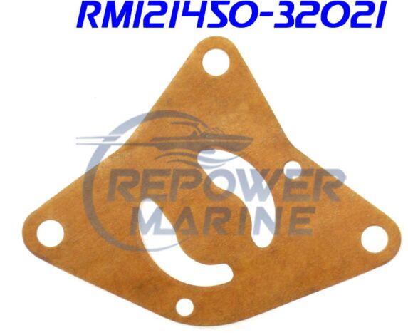 Oil Pump Gasket for Yanmar 2GM, 3GM, 2GM20, 3GM30, Repl: 121450-32021