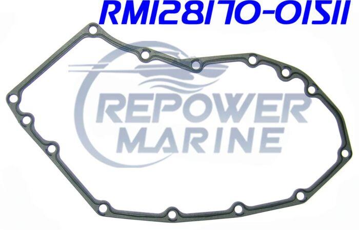Gear Case Gasket for Yanmar Marine 1GM, 1GM10, Repl: 128170-01511