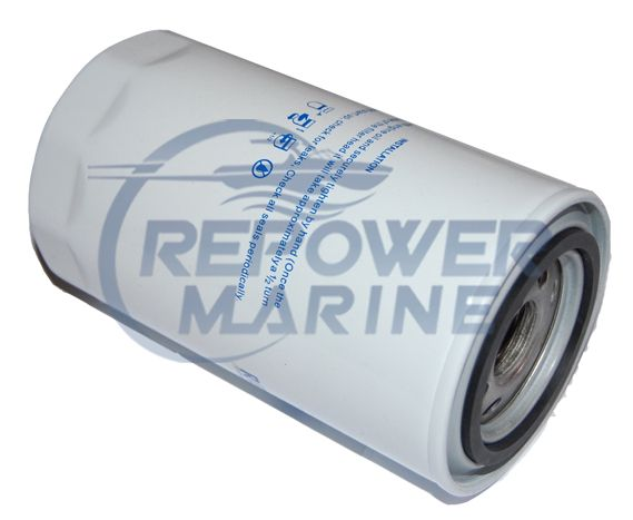 Oil Filter for Yanmar Marine, Replaces 127695-35150, 4LHA, 4CH, 6CH, 6LYL