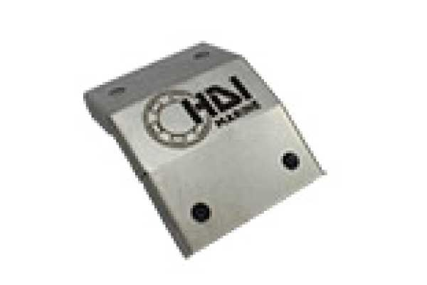 Heat Shield for Yanmar Marine Exhaust Elbow, Repl: 19175-13700