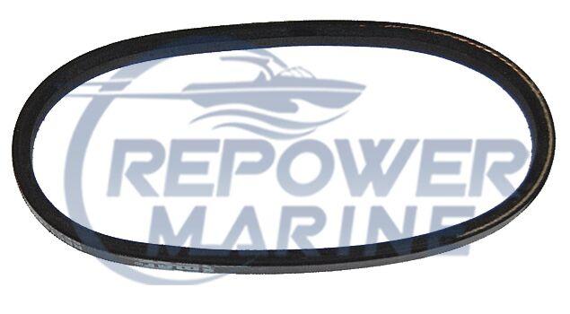 Water Pump Belt for Yanmar GM HM & YM Series, Repl: 104511-78780E
