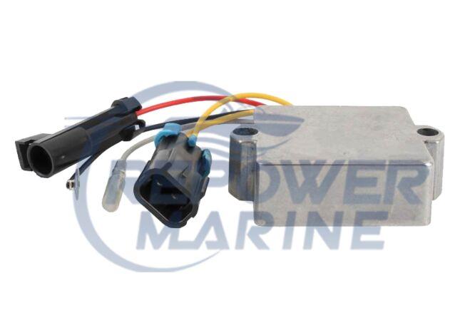 Voltage Regulator / Recifier for Mercury, Mariner Outboard Repl: 893640T01, 893640-001