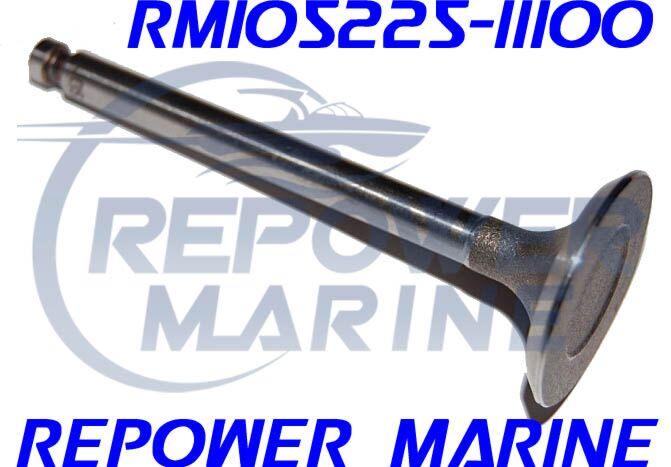 Intake Valve for Yanmar Marine GM Series, Repl: 105225-11100