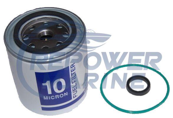 Fuel Filter / Water Separator, Replaces Racor 3213, Mercury 35-809097