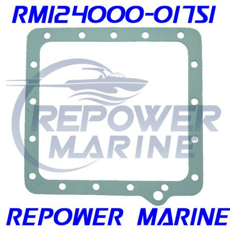 Oil Sump Gasket for Yanmar 2GM , 2GM20, Replaces: 124000-01751