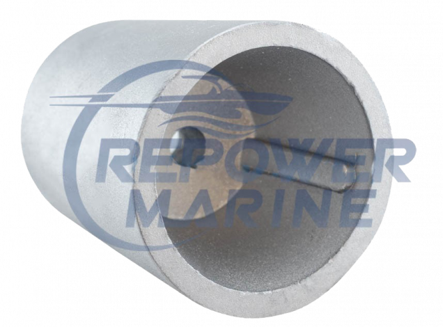 22 - 25mm Beneteau / Radice Conical  Prop Nut Zinc Anode