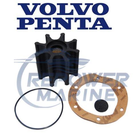 Genuine Volvo Penta Impeller 21951356, for 30, 31, 32, 40, 41, 42, 44, 300 Series