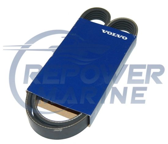 Genuine Volvo Penta Alternator Belt 21951188 for D1-30