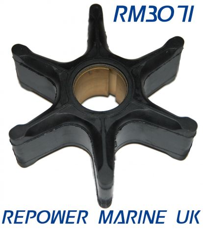 Impeller for Yamaha 115,150,175, 200, 250 HP Replaces: 6E5-44352-00-00