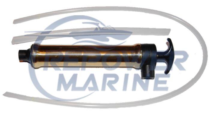 Handy Oil Drain Pump for Marine Engines