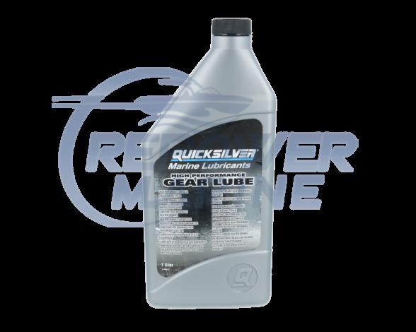 Genuine Quicksilver Gear Lube 92-858064QB1, Mercruiser & Mercury