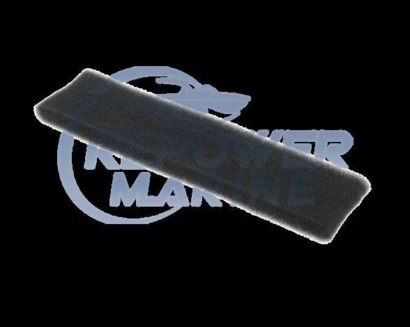 Air Filter for Yanmar 4LHA, Replaces 119195-18880