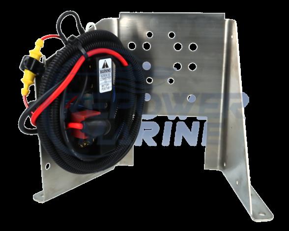 S/S Trim Pump Bracket and Loom for Mercruiser Alpha, Bravo, 42419A1