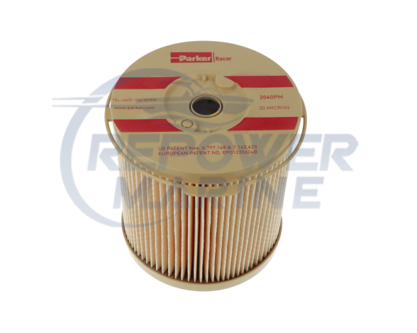 Parker Racor 2040PM Fuel Filter, Volvo Penta 3581760