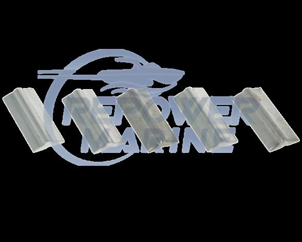 5 x Water Pump Impeller Key for Mercruiser & Mercury, Repl: 28-8M0032833