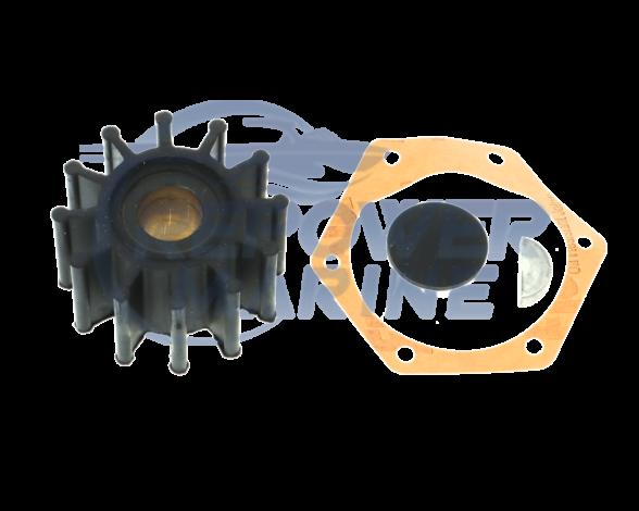 Impeller & Gasket, Replaces Yanmar  #: 145410-46090. 145410-46050