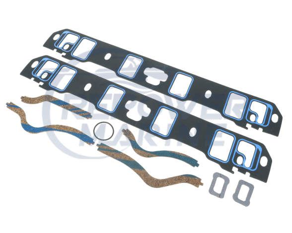 Intake Manifold Gaskets for Ford 5.0L, 5.8L, Volvo Penta, OMC, 3853912