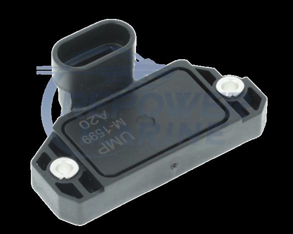 Ignition Module for V6 & V8, MPI, GXI Mercruiser, Volvo Penta, Indmar, 3858984