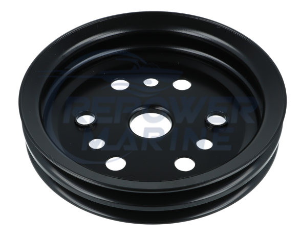 Crank Shaft Pulley for Volvo Penta V6 & V8 & MD Series, Repl 835407