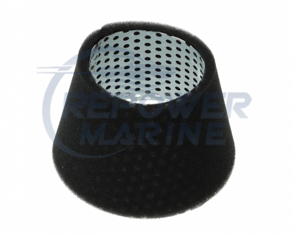 Air Filter for Yanmar 1GM, Replaces: 128170-12540