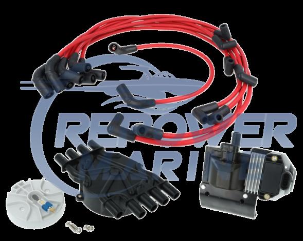 Ignition Renew Kit, 5.0L, 5.7L, 6.2L V8 MPI / GXI, Mercruiser, Volvo Penta, Indmar