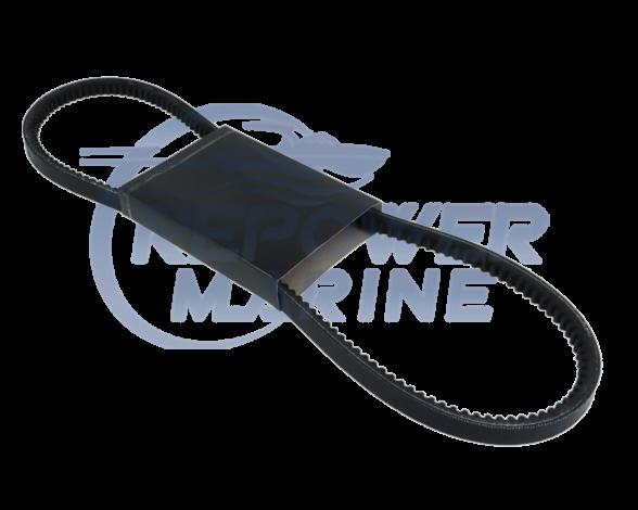 Alternator Belt for Yanmar 3JH2 & 3JH3, Replaces 129940-42310E, 25152-004400