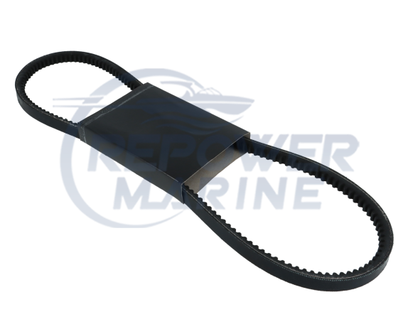 Alternator Belt for Yanmar 2GM20F, 3GM30F, Replaces 25132-003700